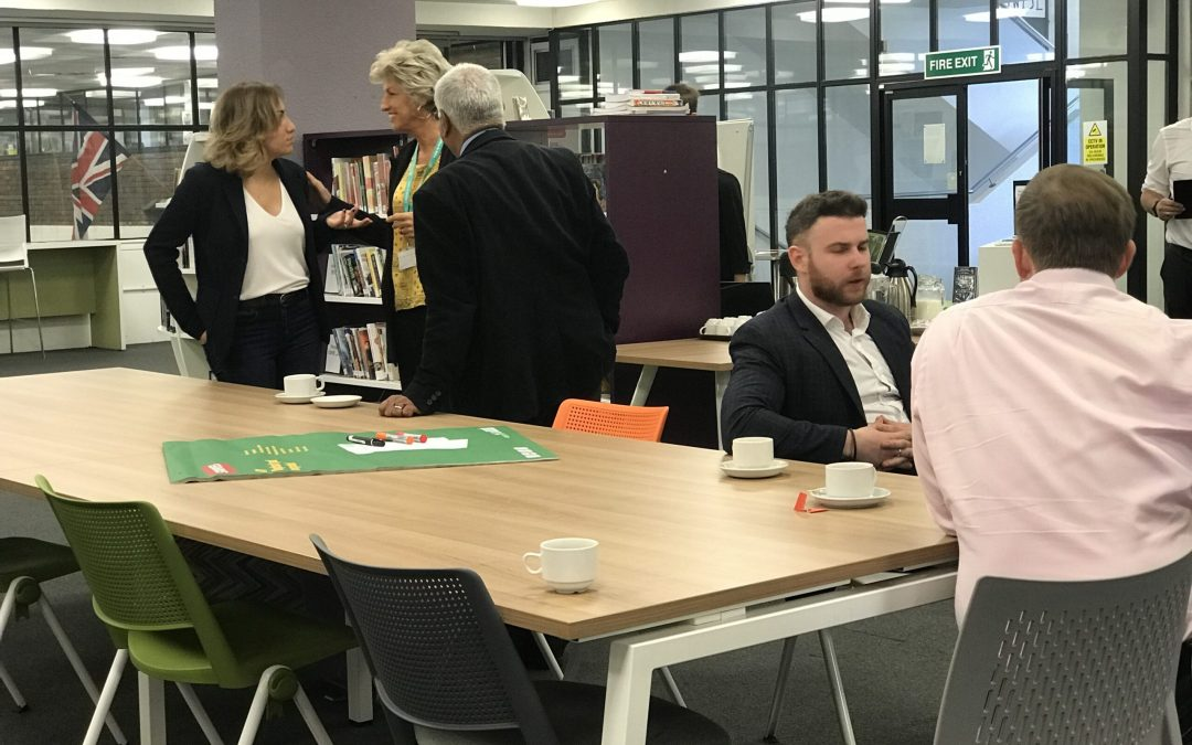 Innovate for Business Growth – Sutton Workshop Review