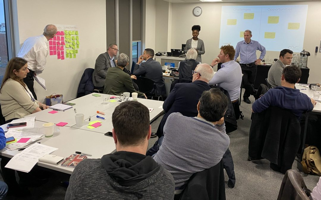 Innovate for Business Growth – Kingston Workshop Review