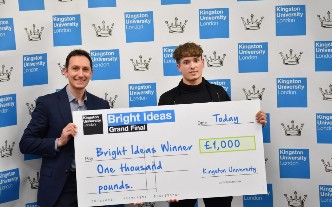 The SLP sponsors 'Internet of Things' category in annual Bright Ideas competition