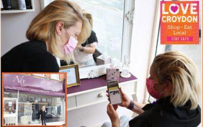Croydon Council pilots mobile app for their Love Croydon, Shop Local campaign