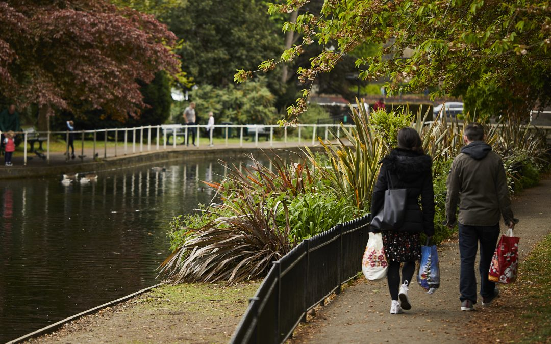 Sutton Council to introduce modern ways of monitoring local parks
